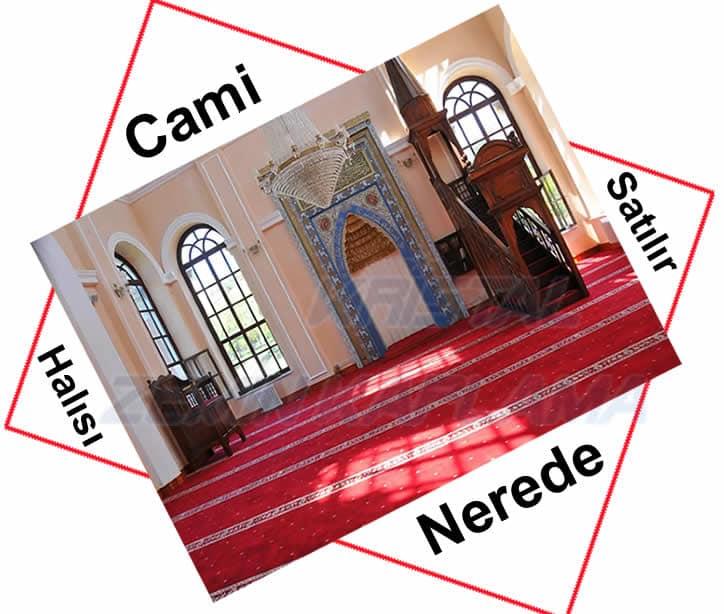 Konya da cami halısı nerede satılır
