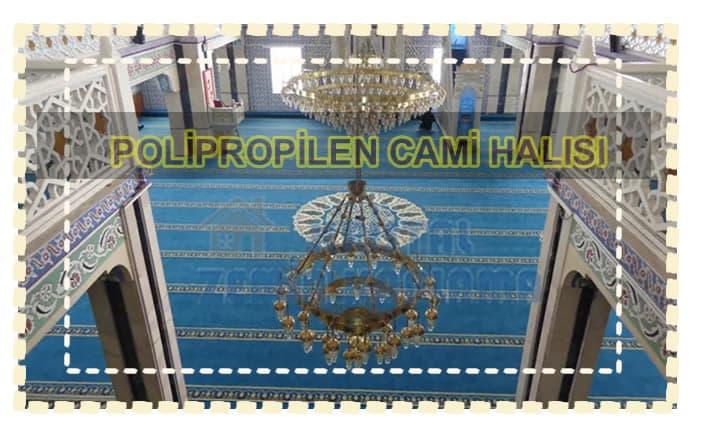 polipropilen cami halısı