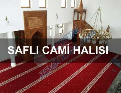 SAFLI CAMİ HALISI